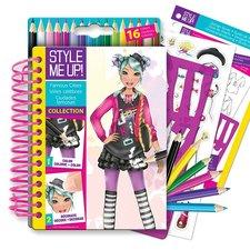 Style Me Up Města - Návrhářské portfolio