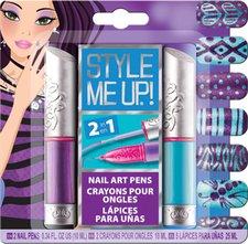 Style Me Up Perfektní nehty různé druhy