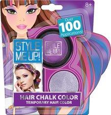 Style Me Up Křídy na vlasy, různé druhy