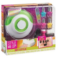 Style me up! Nehtové studio Wooky