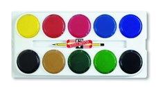 Barvy  vodové MAXI 10 barev