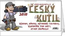 Stolní kalendář 2018 - Český kutil