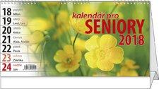 Kalendář pro seniory 2018