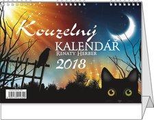 Stolní kalendář 2017 - Kouzelný kalendář-  Renaty Herber