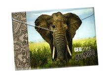 PP psaníčko s drukem A4 GEO NATURE - slon