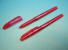 Přepisovatelný roller Pilot Frixion Point 0,5 mm červený