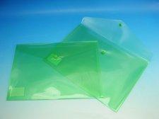 Složka s drukem A4 zelená