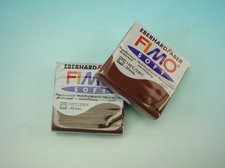 FIMO soft 56 g čokoládová modelovací hmota