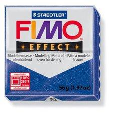 FIMO efekt modrá 56g 8020-302