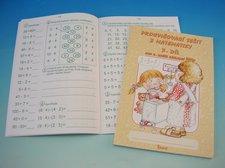 Sešit procvičovací č.3 matematika pro druhou třídu