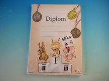 Dětský diplom A4 MFP