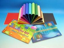 Skicák A4 15 listů kolor mix PREMIUM 170 g