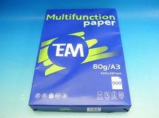 Xeroxový papír A3 TEAM 80g