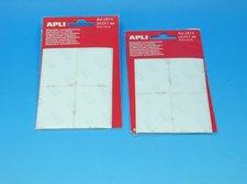 Etikety APLI 34x53mm bílé