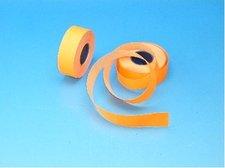 Cenové etikety 22x12 oranžové COLA-PLY