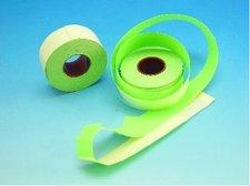 Cenové etikety 25x16 zelené obdélníkové CONTAC