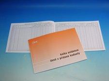 Kniha evidence DPH A4