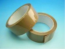Lepící páska 38mm x 66m hnědá 1310320