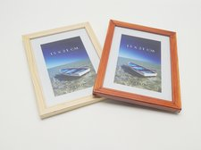 Fotorámeček 15 x 21 cm, dřevěný