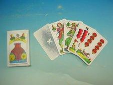 Karty Mariáš jednohlavý