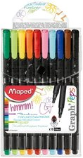 Liner Maped GraphPeps - sada 10 barev