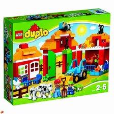 LEGO DUPLO Ville 10525 Velká farma