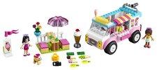 LEGO Juniors 10727 Emma a zmrzlinářská dodávka