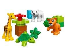 LEGO DUPLO Town 10801 Mláďátka
