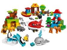 LEGO DUPLO Town 10805 Cesta kolem světa