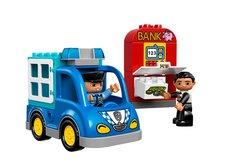 LEGO DUPLO Town 10809 Policejní hlídka