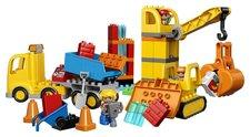 LEGO DUPLO Město 10813 Velké staveniště