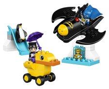 LEGO DUPLO 10823 Super Heroes Dobrodružství s Batwingem