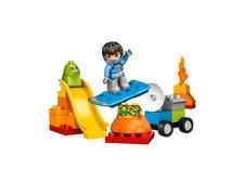 LEGO DUPLO Miles 10824 Milesova vesmírná dobrodružství