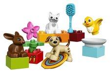 LEGO DUPLO 10838 Město Domácí mazlíčci