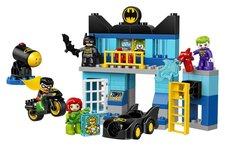 LEGO DUPLO 10842 Super Heroes Výzva Batcave