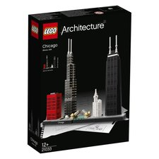 LEGO Architecture 21033 Architecture Chicago