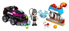 LEGO Super Hero Girls 41233 DC Lashina™ a vozidlo do akce