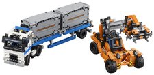 LEGO 42062 Technic Přeprava kontejnerů
