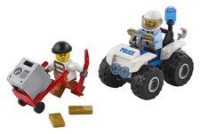 LEGO City 60135 Police Zatčení na čtyřkolce