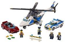 LEGO City 60138 Police Honička ve vysoké rychlosti