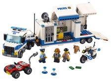 LEGO City 60139 Police Mobilní velitelské centrum