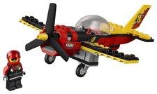 LEGO City 60144 Great Vehicles Závodní letadlo