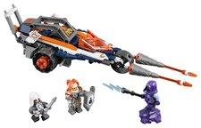 LEGO 70348 Nexo Knights Lance a turnajový vůz