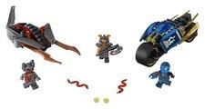 LEGO 70622 Ninjago Pouštní blesk