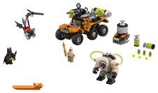 LEGO Batman Movie 70914 Bane™ a útok s náklaďákem plným jedů