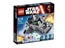 LEGO Star Wars 75100 Snowspeeder Prvního řádu