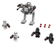 LEGO 75165 LEGO Star Wars TM Bitevní balíček vojáků Impéria