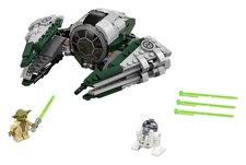LEGO 75168 LEGO Star Wars TM Yodova jediská stíhačka