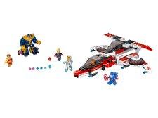 LEGO Super Heroes 76049 Vesmírná mise Avenjet