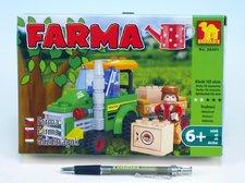 Stavebnice Dromader Farma 103ks